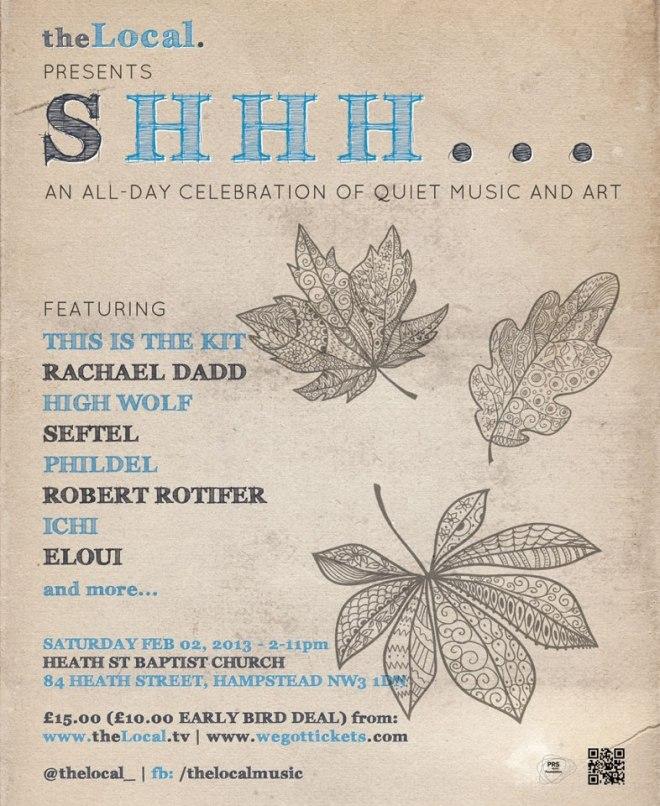 Shhh Festival