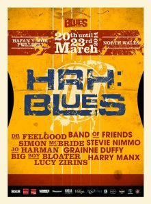 HRH Blues poster