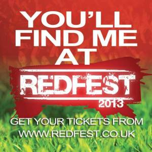 Youll Find Me at redfest