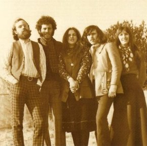Steeleye Span way back