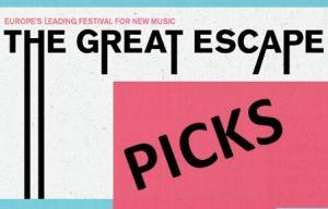 Great Escape Picks