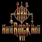 Hard Rock hell mini badge