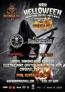 HRH Helloween Poster