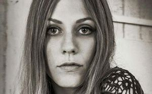 Elin Larsson - fiddleheaded vocals are scorched with corruption around the edges