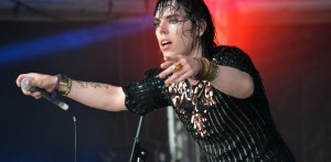 "The Struts at RedFest 2014 ""Living that fantasy..."""