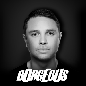 Borgeous- silver and platinum peaks...