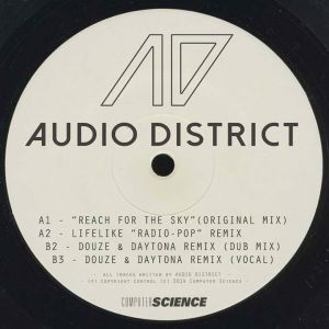 Audio District - Vocals... sitting somewhere between the audacity of Holly Johnson and the soft fluidity of George Michael...