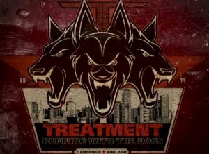 The Treatment - Constantly skirmishing guitars attack the flanks  while the cutting edge is that smoky hoarse voice that generates enough energy to power a battleship...