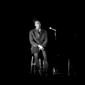 Benjamin Clementine - A  voice that soaks into your skin like wiped-over lotion...