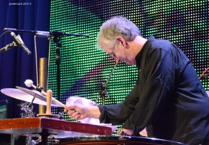 Dave Storey - unmatched intensity of the percussion...