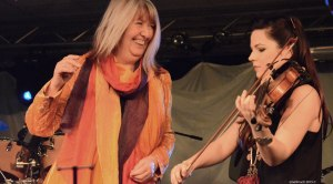 The Mother-Folker Maddy Prior  here with Jessie May Smart...