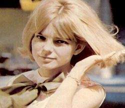 France Gall - manipulated