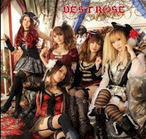Hakai no bara -Rose of Destruction- - DESTROSE