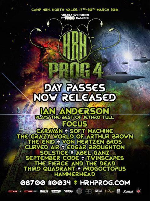 HRH Prog 4 poster