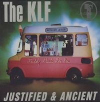 KLF - they drive an ice cream van...