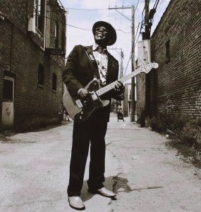 Buddy is, now, our only breathing connection to the classic Chicago blues era...