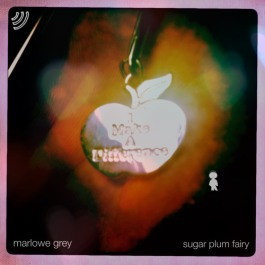 Marlowe Grey - spiralling notes droop and melt...