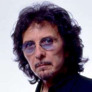 Sabbath Guitarist Tony Iommi - photo from the 2005 Fused sessions