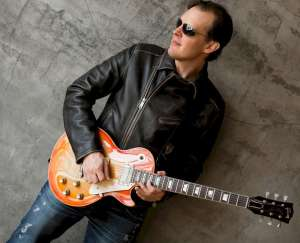 Bonamassa ... one place has eluded him... The Showplace of the Nation...