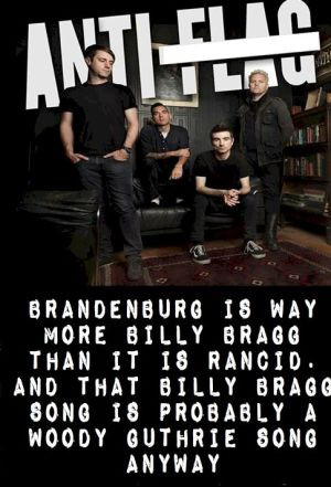 Anti Flag Brandenburg