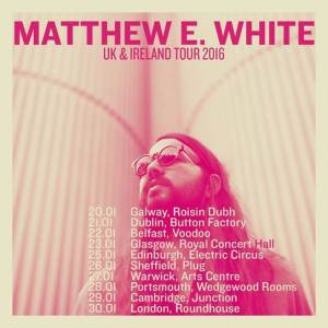 The new run of dates includes a special In The Round performance at London's Roundhouse...