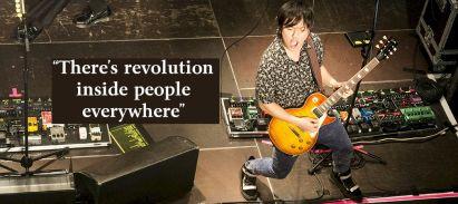 Radwimps Theres revolution