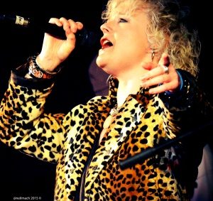 Rebecca Downes - authentic and potent blues …with vocals so inspiring they will open up your heart…