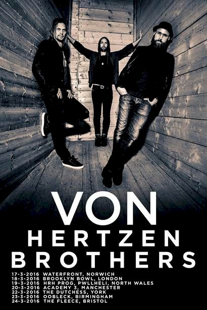 New Day Rising - Von Hertzen Brothers