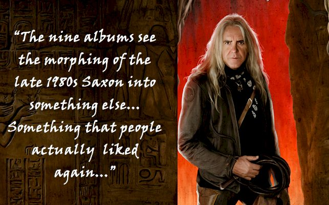 Saxon are proud to be English… we don't care about putting up the George Cross...