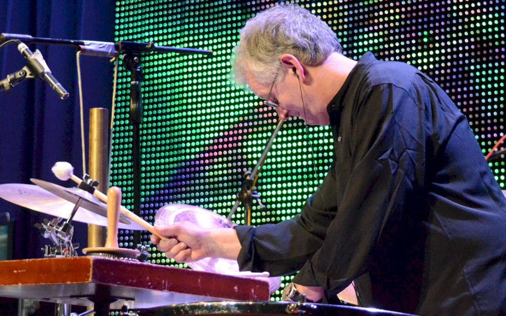Long-standing drummer Dave Storey worked on the debut album ...