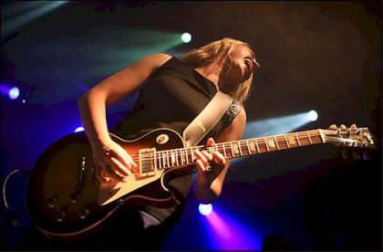 Bonamassa is delighted to announce that British blues guitarist and singer- songwriter JOANNE SHAW TAYLOR will open for him at three of his British Blues Explosion concerts...