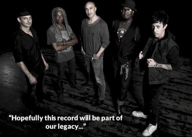 "DAN REED - ""Hopefully this record will be part of our legacy..."""
