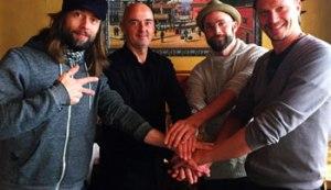 Von Hertzen Brothers sign with 7pm