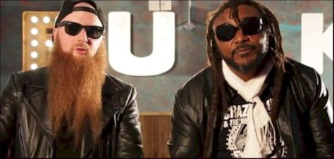 """Once you write a song, you're stuck with it for life..."" SKINDRED addressed popular music students at ACM Surrey ..."