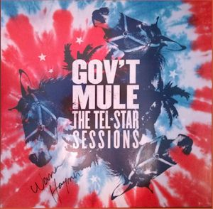 Govt Mule - newly mixed and mastered recordings from 1994 Tel-Star Sessions ...