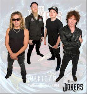 The Jokers UK - opening for the legendary Status Quo