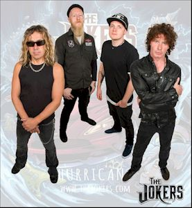 The Jokers UK - opening for the legendary Status Quo