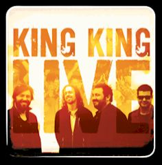KING KING - That familiar baggy, crushed-rock voice is mollifying and calm...
