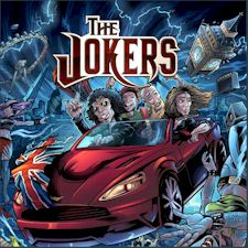 The Jokers - terrific vocals that run along the edge of the bass-notes...