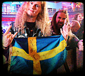 Over 20% of the audience at #NWOBHM FEST came from abroad