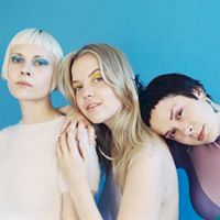 Dream Wife - impossibly icy poolside pop with Alice, Bella and Rakel