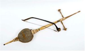 rebab - the distant relative of the guitar...