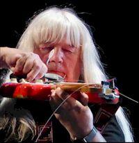 Andy Scott, photo of guitarist