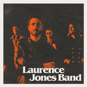 Laurence Jones Band album cover