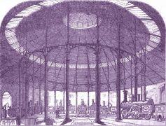 Roundhouse c1850 illus George Measom