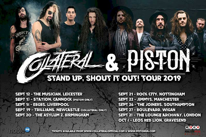 Stand Up Shout It Out Tour