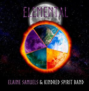 Kindred Spirit Elemental Album Cover