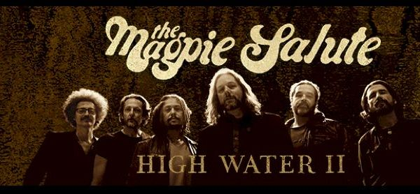 Magpie Saulte High Water II