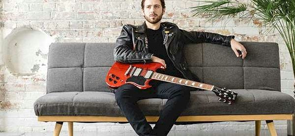 Laurence Jones Photo Credit © Rob Blackham