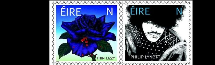 Thin Lizzy Phil Lynott 50